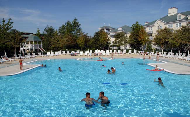 Kids Facilities Newport Bay Club Disneyland Paris
