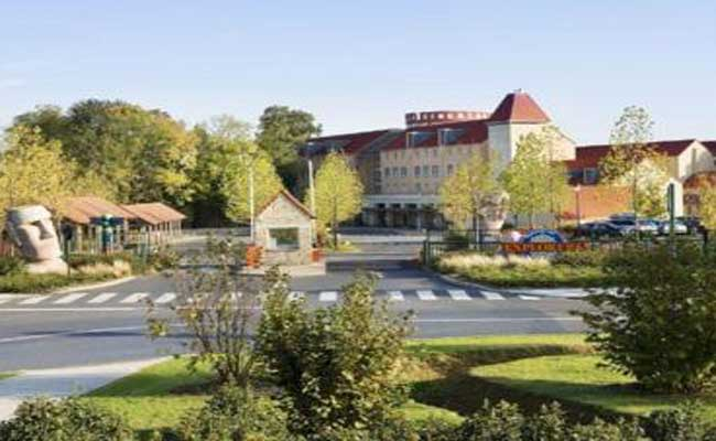 Algonquins Explorers Hotel 1, Disneyland Paris