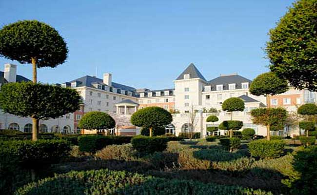 Vienna International Dream Castle Hotel Gardens, Disneyland Paris