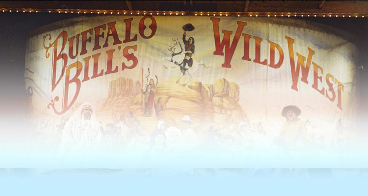 Buffalo Bills Wild West Show...With Mickey and Friends!