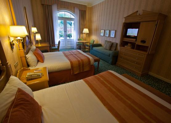 Rooms Disneyland Hotel Disneyland Paris Hotels