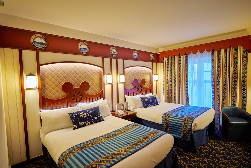 Disney New York Hotel Disneyland Paris