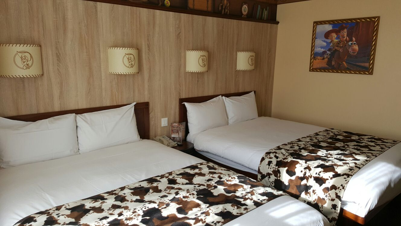 Disneyland Paris Hotel Room Types