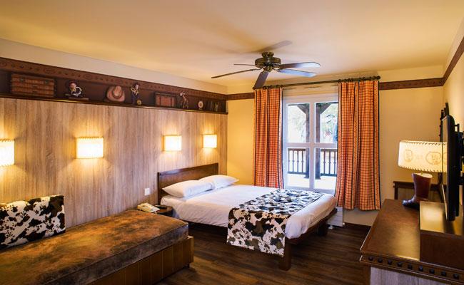 Rooms At Hotel Cheyenne Disneyland Paris