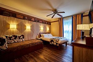 Rooms Hotel Cheyenne Disneyland Paris Hotels