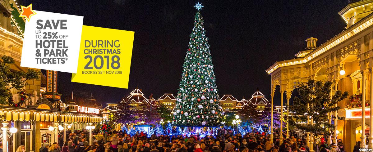 Christmas 2018 Offer Disneyland Paris Offers